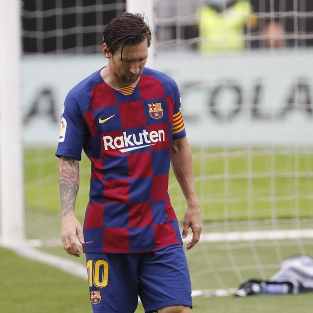 Messi wants out: Barcelona star halts contract renewal and plans to leave in 2021