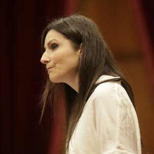 Senior Cs deputy Lorena Roldán switches unionist parties to join the Catalan PP