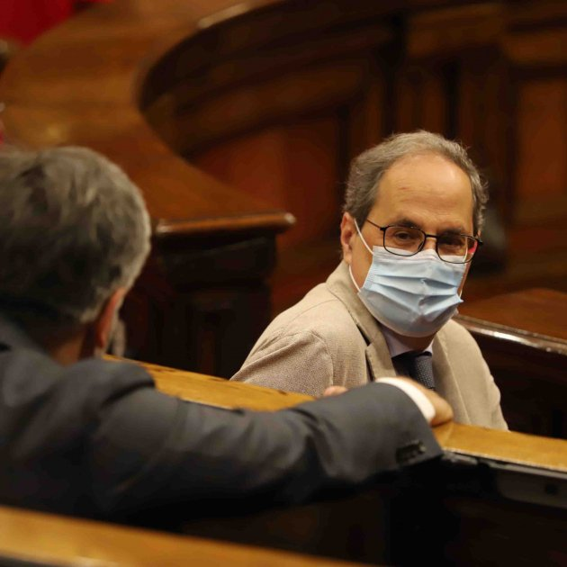 Masks become compulsory throughout Catalonia, even if safety distances exist