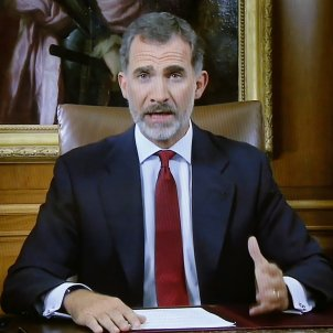 Three years since Spanish king's partisan speech against the Catalan referendum