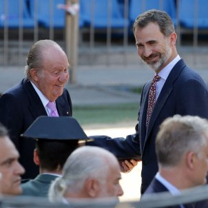 Spain's former king Juan Carlos I is in the United Arab Emirates