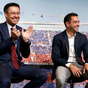 How Xavi responded to the Barça president's request after Bayern hammering
