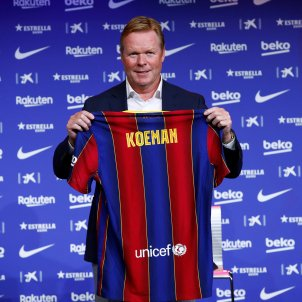 The Koeman doctrine: Barça's new coach speaks about his rules and the role of Messi