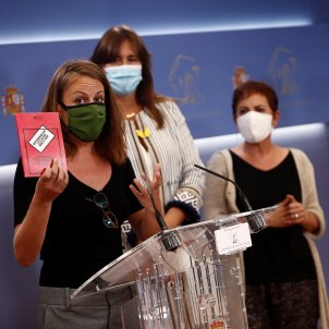 Catalan, Basque and Galician MPs call on Sánchez to explain Juan Carlos I's flight