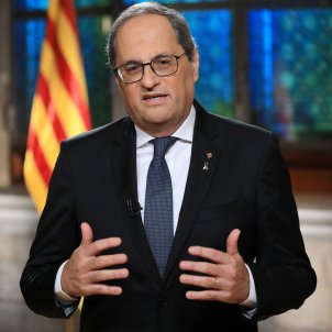 "Torra calls on Spain to ""accept its responsibilities"" as Germany has done"