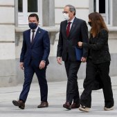 JxCat asserts its position if Quim Torra is stripped of Catalan presidency