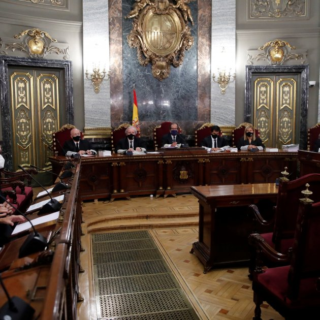 Tribunal Suprem Judici Torra - EFE