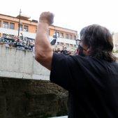 "Pesarrodona, the Catalan clown on trial: ""I didn't organize the referendum"""