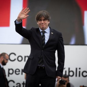 JxCat foresees Carles Puigdemont as leader of party's electoral list for Barcelona