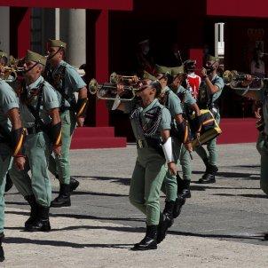 "Current Spanish soldiers defend chat group which discussed ""shooting 26 million"""