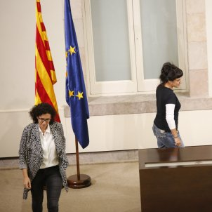 Court ruling could allow Catalan exile Anna Gabriel to return, but not Marta Rovira