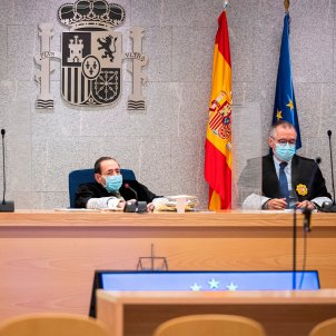 "Imam who led Catalonia terror cell was ""paranoid"", says trial witness"