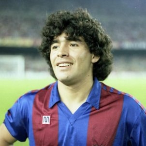 Barça bids farewell to Maradona, who forged an Argentinian legend at Camp Nou