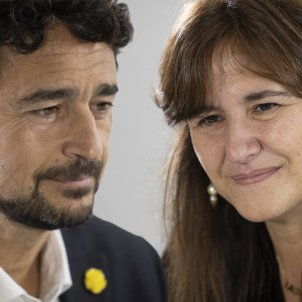 Calvet and Borràs, head to head in JxCat primaries for Catalan presidency