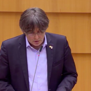 Puigdemont reflects on two EU failures as MEPs debate 1995 Barcelona Declaration