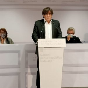 Constitutional Court rejects appeal against suspension of Puigdemont as Catalan MP