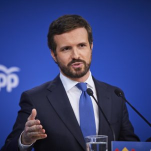 Casado says Socialists will pardon jailed leaders to form Catalan tripartite alliance