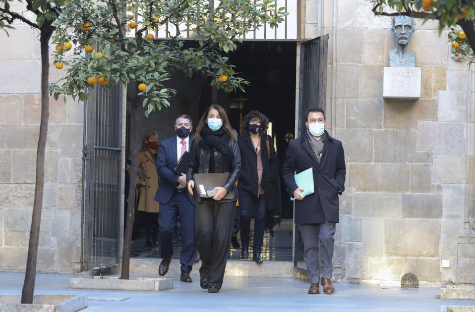 """Court justifies Feb 14th election due to Catalan government's """"provisionality"""""""