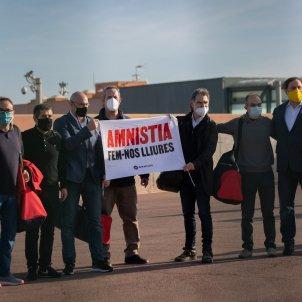 Prosecutors increase pressure to return Catalan prisoners to a lock-up regime