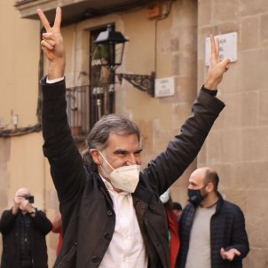 """Jordi Cuixart: """"Let's fill the ballot boxes with pro-independence votes"""""""