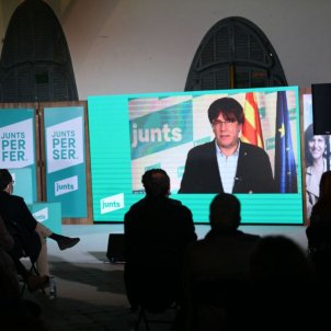 "Puigdemont: ""Don't let them do in Catalonia what they did in Barcelona"""