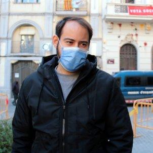 Court orders arrest of Catalan rapper Pablo Hasél, barricaded inside campus