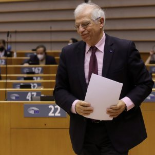 Borrell's nightmare continues: heavy criticism from half of the European chamber