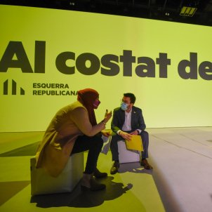 Aragonès calls on Illa not to go to a Catalan presidency vote if it depended on Vox