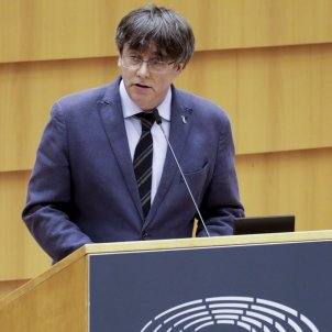 "Puigdemont to European Parliament: ""Fascism is not an opinion, it's a crime"""