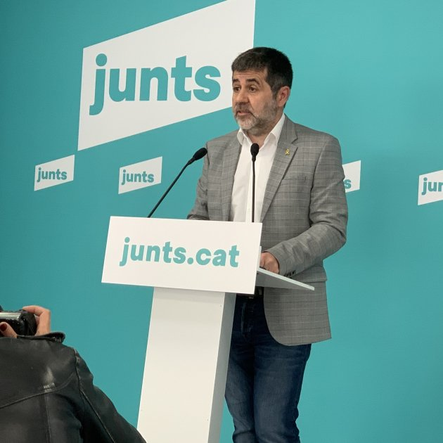 Jordi Sànchez Junts / ML