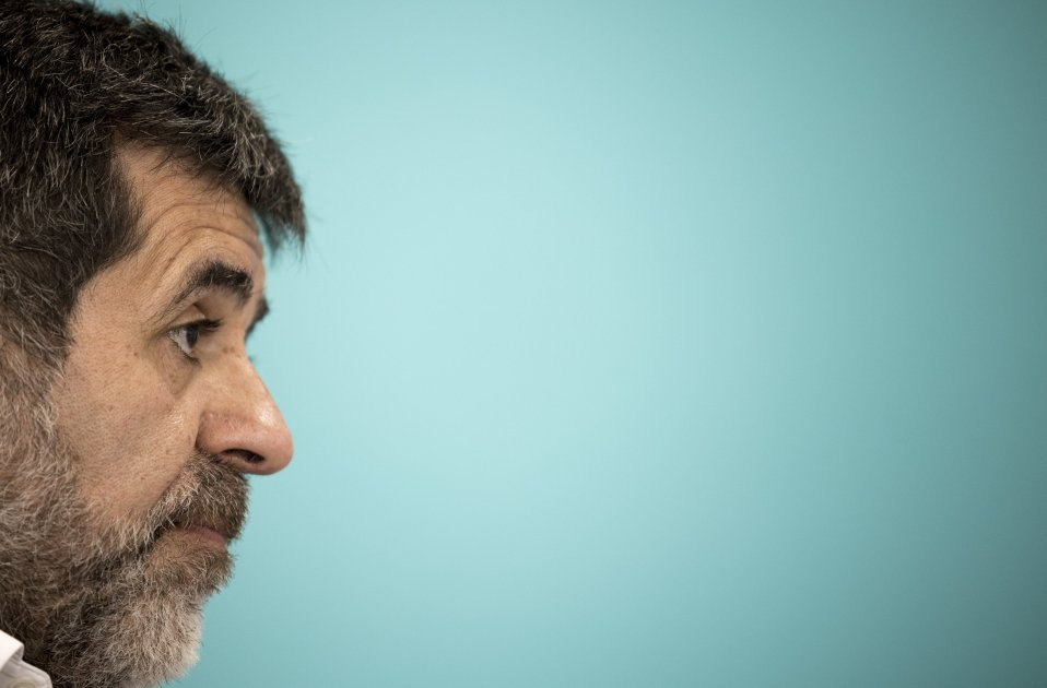 "Jordi Sànchez: ""The accord is a great victory. The repression has not beaten us"""