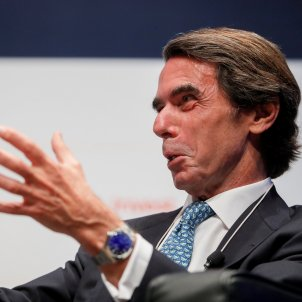 "Aznar's warning: ""Those who try to destroy the unity of Spain have to pay for it"""