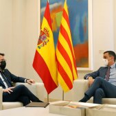 Aragonès and Sánchez agree to convene Spain-Catalonia dialogue table in September