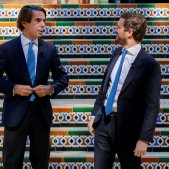 """Aznar: """"Spain is one nation, not a pluri-national state or anything of the sort"""""""