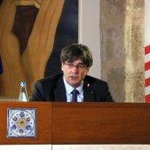"Puigdemont asks to be left out of dialogue agenda: ""We don't seek a pardon"""