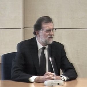 "Court questions ""credibility"" of Mariano Rajoy's testimony"