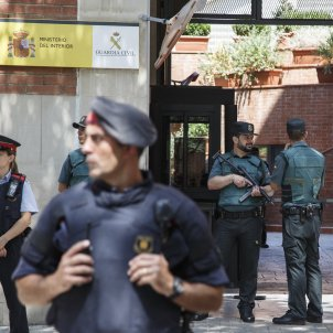 Ex-police officer wants to remove anti-terrorism powers from Catalan police