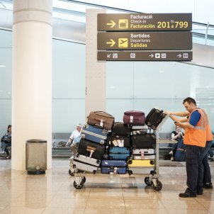 Barcelona's El Prat airport grew faster than Madrid's in 2017