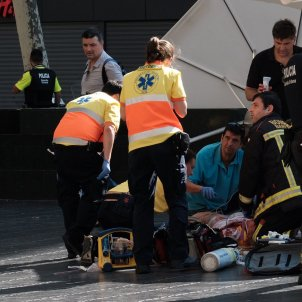 Terrorist attack victims: 43 still in hospital, 7 in a critical condition