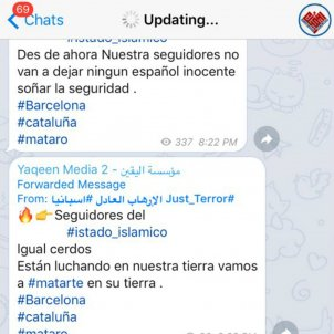 """DAESH claims responsibility for Barcelona attack, calls for death of """"Spanish pigs"""""""
