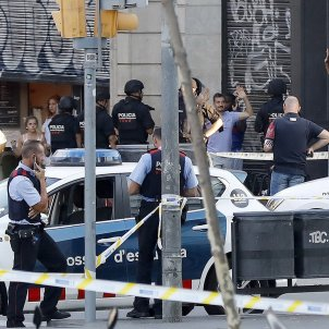 Barcelona attack: Catalonia recognises the work done by Mossos police