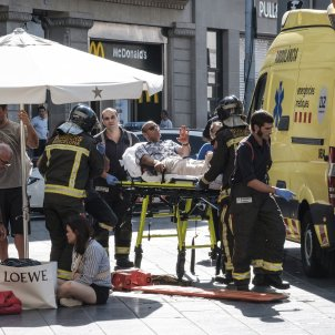 The terrorists planned to attack 'La Rambla' with explosives from Alcanar