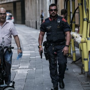 'The Washington Post' praises Catalan police and government
