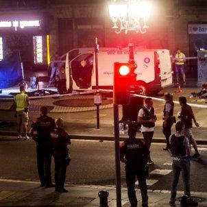 Preparations and suspicions before last year's terror attacks in Catalonia