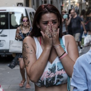 Barcelona attack: terrorists spent months preparing large-scale attack