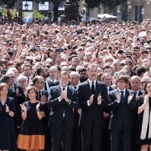 Politicians from all Spain to attend Barcelona demonstration