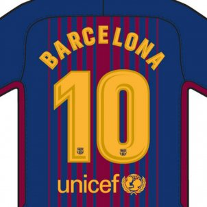 "Barça players to wear ""Barcelona"" in place of their names"