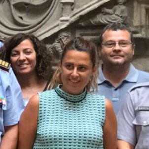 Behind the Catalan police Twitter: Two years of work