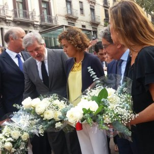 """Spanish Education minister criticised: """"You've just come for the photo"""""""
