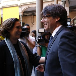 Barcelona City Council, Catalan government reach agreement on the referendum